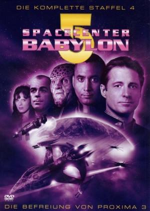 Babylon 5: Season 4 - No Surrender, No Retreat