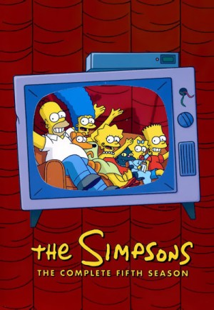Simpsons: The Complete Fifth Season