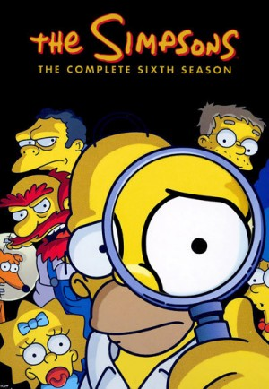 Simpsons: The Complete Sixth Season