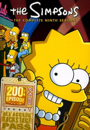 Simpsons: The Complete Ninth Season