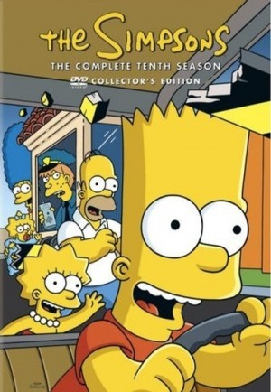 Simpsons: The Complete Tenth Season