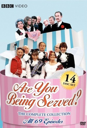 Are You Being Served? Series 1-5