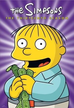 Simpsons: The Complete Thirteenth Season