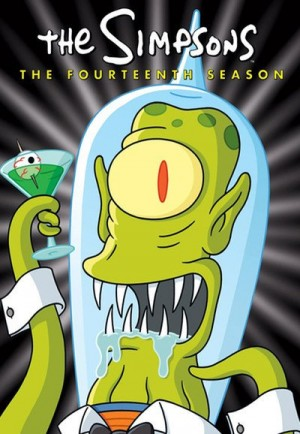 Simpsons: The Complete Fourteenth Season