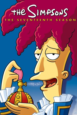Simpsons: The Complete Seventeenth Season